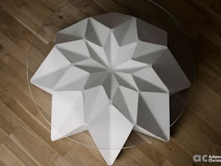 Kronen Bowl in white:   by Adam Christopher Design