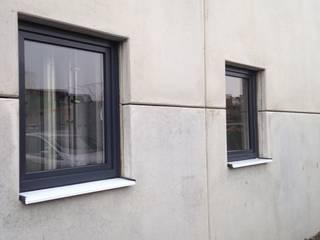 Profilsystem GENEO:  Geschäftsräume & Stores von Wolf Fenster & Türen