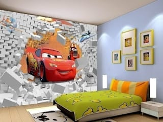 Wall Murals Banner Buzz Interior landscaping