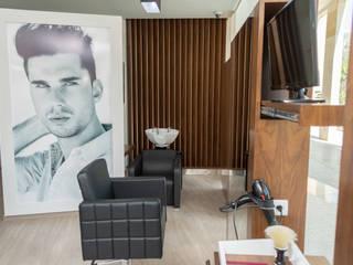 Ângela Pinheiro Home Design Study/office Wood Brown