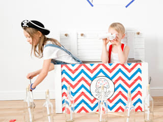 "Toy chest ""Waterlove"" par NOBOBOBO Scandinave"