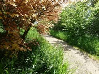 Jardin du Donjon par Digitale Paysage