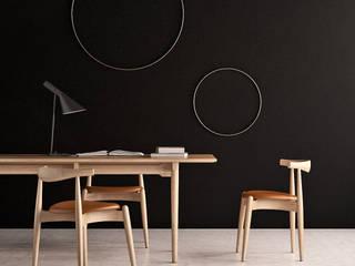 Sala da pranzo: Sala da pranzo in stile  di Simone Marazzi