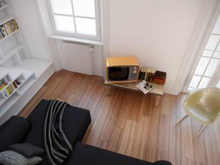 Interiors - Residential: Soggiorno in stile  di Simone Marazzi