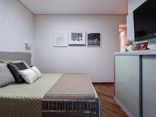 Dormitorios modernos: Ideas, imágenes y decoración de Amanda Pinheiro Design de interiores Moderno
