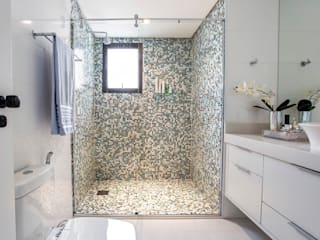 Amanda Pinheiro Design de interiores Modern bathroom