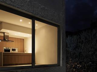 Kitchen by (dp)ªSTUDIO, Minimalist