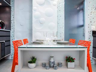 Cocinas de estilo moderno de Amanda Pinheiro Design de interiores Moderno
