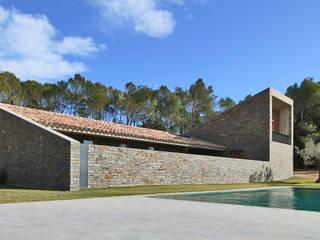 bellafilarquitectes Casas de estilo rural