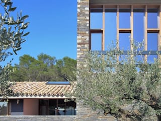 Casa S1 Casas de estilo rural de bellafilarquitectes Rural