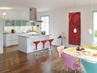 Cucina in stile  di Haacke Haus GmbH Co. KG