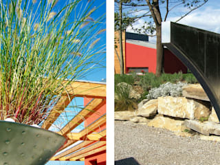 Jardin de style  par Fiorenzobellina-lab, Moderne