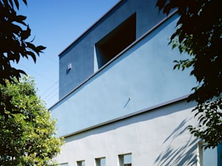 House in Yono 久保田章敬建築研究所 Modern Houses