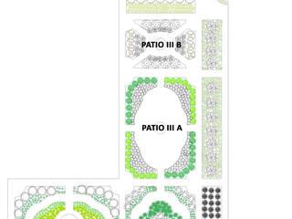 Сады в . Автор – MARIELA DURA ARQUITECTURA PAISAJISTA, Классический