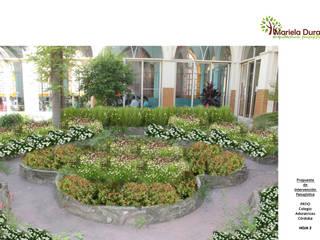 Giardino classico di MARIELA DURA ARQUITECTURA PAISAJISTA Classico
