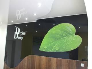 Edificios de oficinas de estilo moderno de Decken Design Moderno