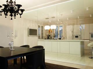 Minimalist kitchen by luogo comune Minimalist