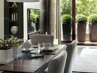 Living room by ASA Autorskie Studio Architektury, Modern