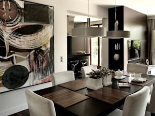 Dining room by ASA Autorskie Studio Architektury, Modern