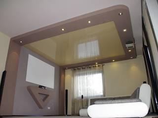 Salones de estilo moderno de Decken Design Moderno