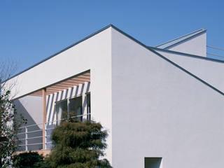 House in Yurigaoka 久保田章敬建築研究所 Modern Houses