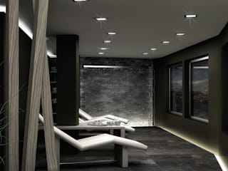 SPA, Roma - Italia: Spa in stile  di redesign lab