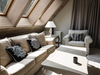 Living room by ASA Autorskie Studio Architektury, Classic