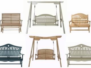 Selection of our Range Sitting Spiritually Ltd Garden Furniture