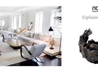 Explosion Sculture : modern  by Numero Living, Modern
