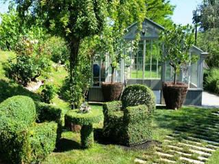 Jardines de estilo  por Fiorenzobellina-lab, Ecléctico