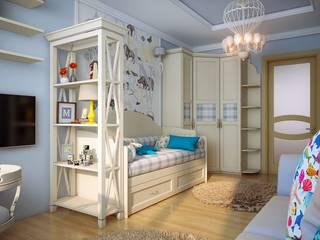 Klassische Kinderzimmer von Инна Михайская Klassisch