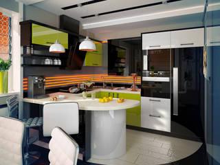 Moderne Küchen von Инна Михайская Modern