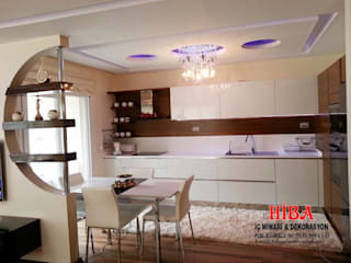 Modern Kitchen by Hiba iç mimarik Modern