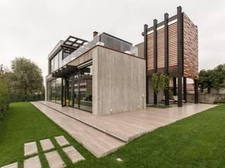 Abitazione privata: Case in stile  di Giraldi Associati Architetti
