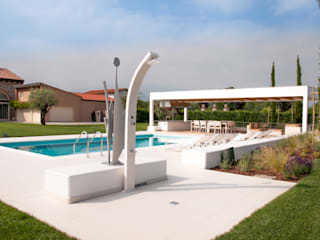 modern  by exTerra | consulenze ambientali e design nel verde, Modern Stone