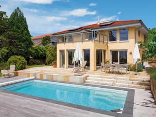 Haacke Haus GmbH Co. KG Casas de estilo mediterráneo
