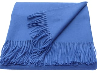 Plaid alpaga bleu doux:  de style  par Sweet Alpaga
