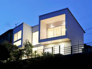 Maisons modernes par ディアーキテクト設計事務所 Moderne
