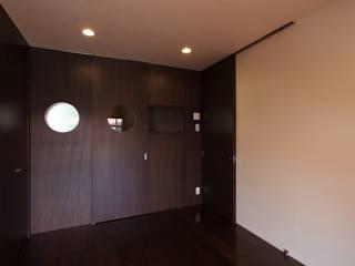 maison M モダンデザインの リビング の 株式会社伏見屋一級建築士事務所 モダン