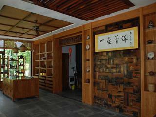 Reclaimed Ship Wood Used Worldwide:  Walls by ShellShock Designs