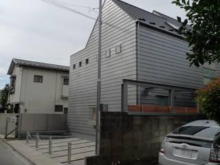 木造3階バリアフリー住宅: 桑原建築設計室が手掛けた家です。,