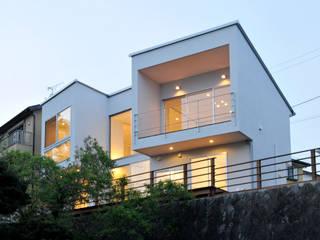 Moderne Häuser von ディアーキテクト設計事務所 Modern