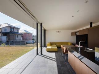 ウキバコ: (株)建築デザイン研究所が手掛けたダイニングです。