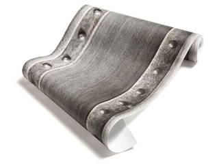 http://www.koziel.fr/fr/papiers-peints/972-papier-peint-poutre-metallique-pleine-acier-brosse.html:  de style  par KOZIEL.fr