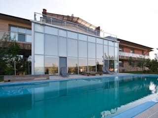 T residence: Дома в . Автор – Didenkül+Partners,
