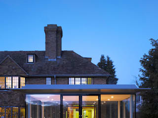 Storey's Way Modern Evler Hudson Architects Modern