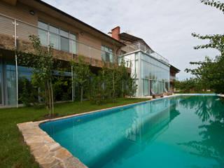 T residence: Бассейн в . Автор – Didenkül+Partners,