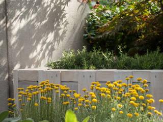 Aromatiche e decorative | dettaglio di exTerra | consulenze ambientali e design nel verde Rustico Legno Effetto legno