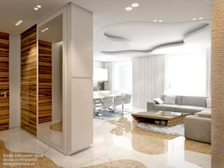 ART-INTERNO Modern style dressing rooms