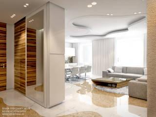 Дизайн квартиры на Есенина: Гардеробные в . Автор – ART-INTERNO,